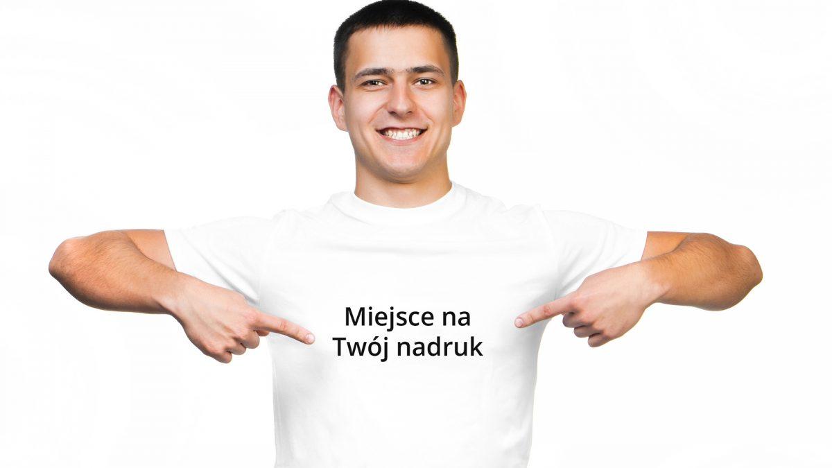 Gadżety dla firm - koszulka z nadrukiem - blog | Multicolor